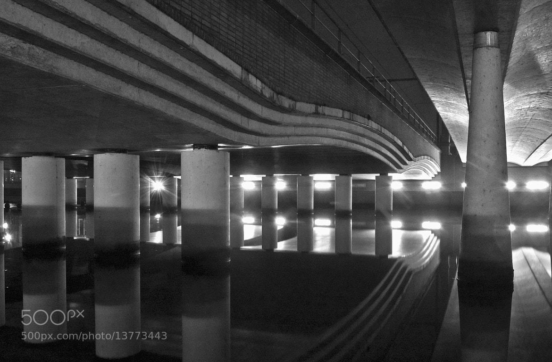 Photograph Under the Bridge by Ferry de Wet on 500px