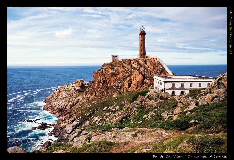 Photograph Far del Cap Vilan by Joan Oliveras on 500px