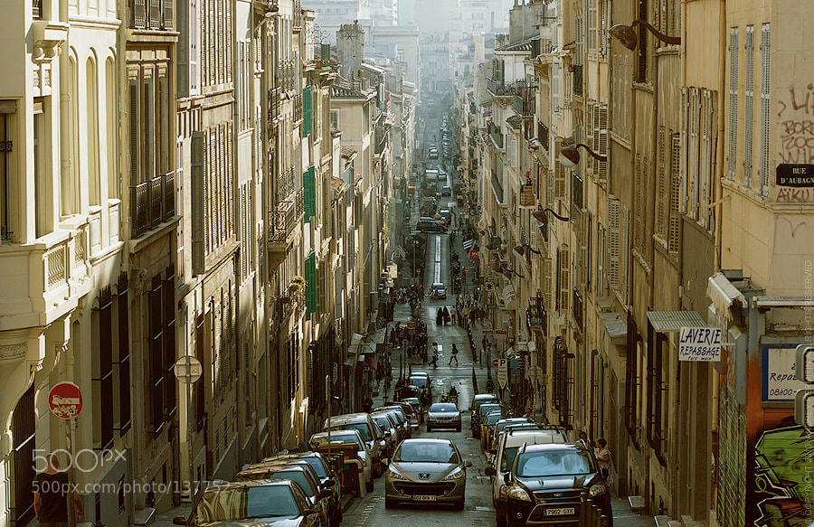 Photograph Rue Estelle by Andrey Permitin on 500px
