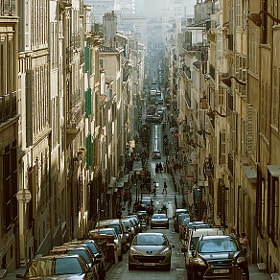 Rue Estelle by Andrey Permitin (eltsdi)) on 500px.com