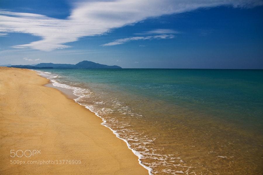 Photograph Mai Khao beach by Hilt  on 500px