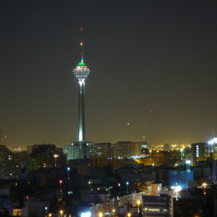 Milad tower, Panasonic DMC-FX520