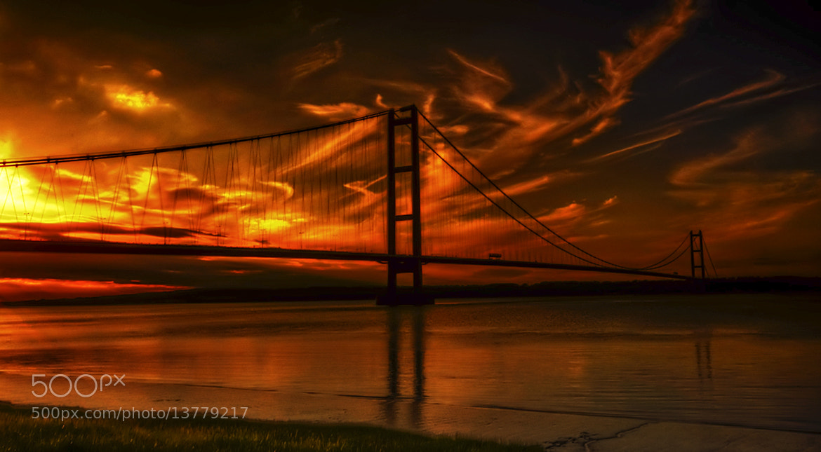 Photograph Sunset by Alonza Driver on 500px