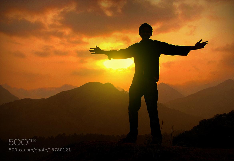 Photograph Silhouette of Glory by Naseeh Rahman on 500px