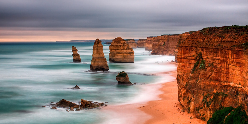 Photograph The Twelve Apostles by Supakorn Somprouks on 500px