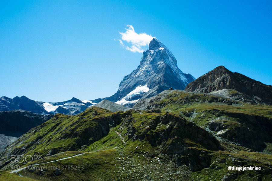 El Matterhorn, la montaña perfecta by Diego Jambrina (Elhombredemackintosh) on 500px.com