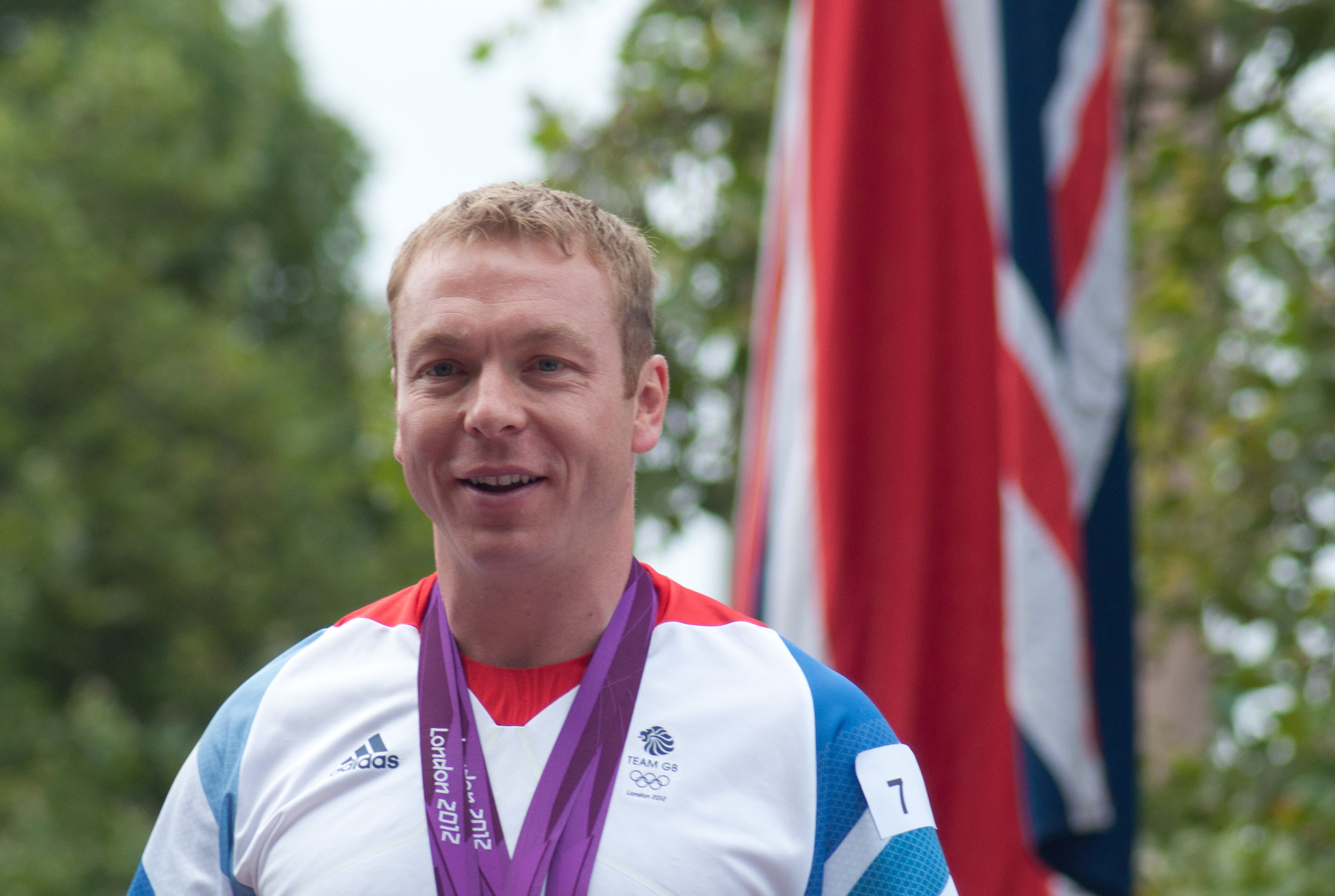 Photograph Sir Chris Hoy by Megan Trace on 500px