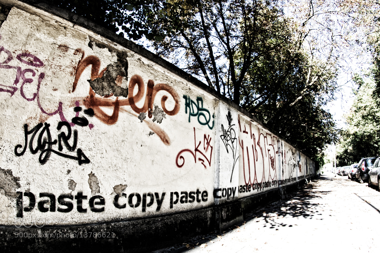 Photograph Streetart Munich by Nils Gollub on 500px