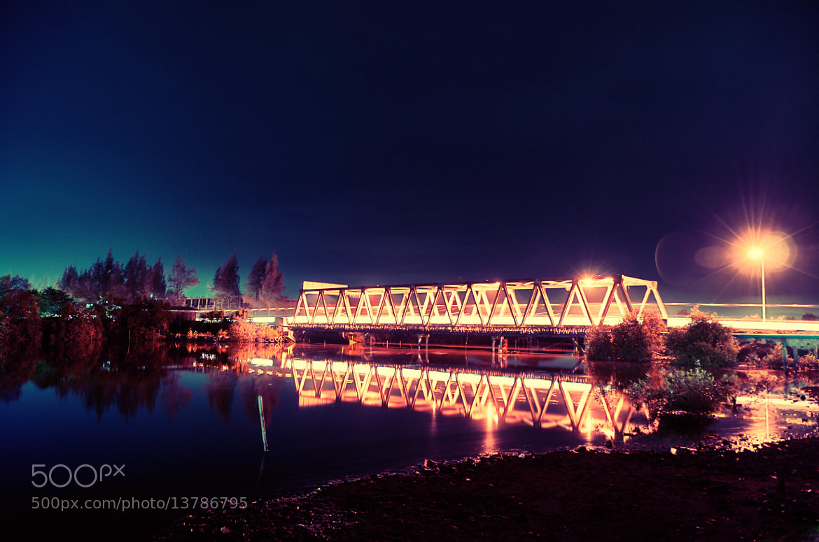 Photograph Under The Bridge by Jeffri Rony on 500px
