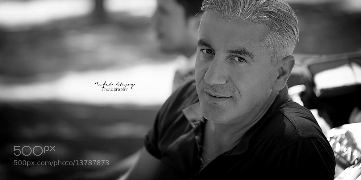 Photograph Grey Portrait... by Rıfat Atasoy on 500px