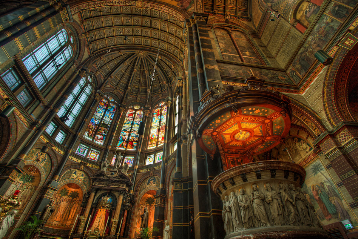 Photograph Church in Amsterdam by Jacob Surland on 500px