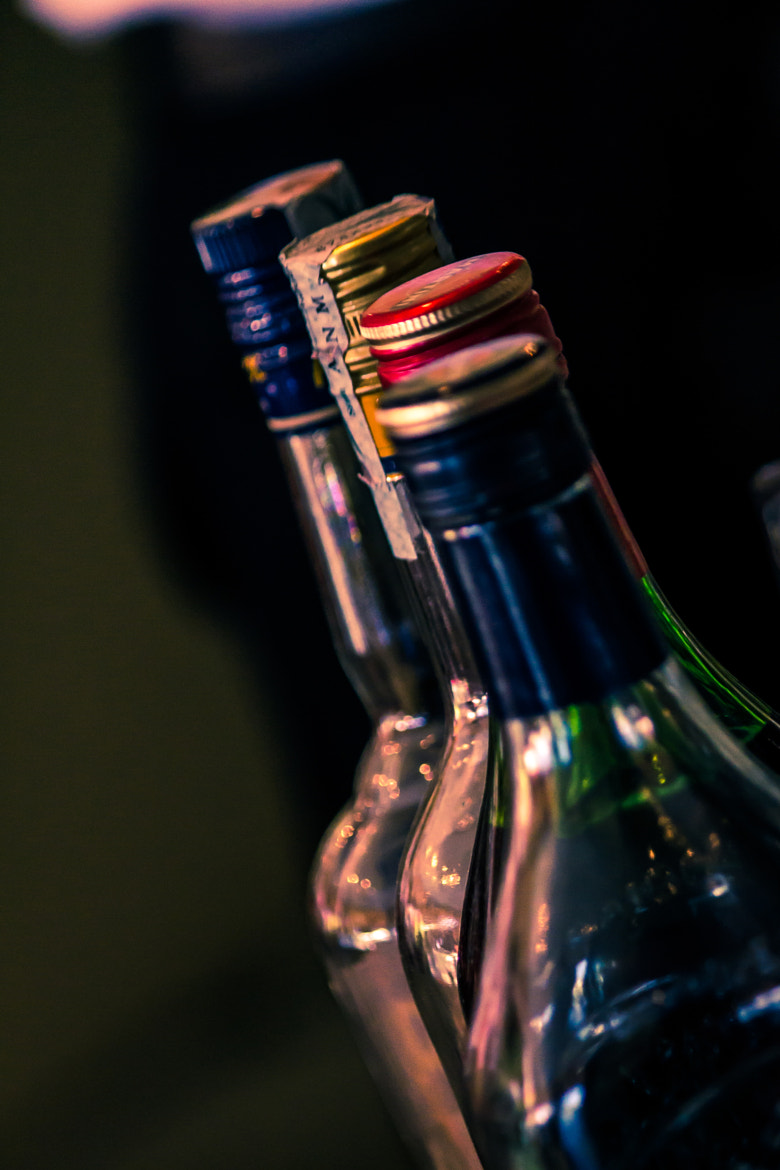 Photograph Bottles by Salvatore Grigoli on 500px