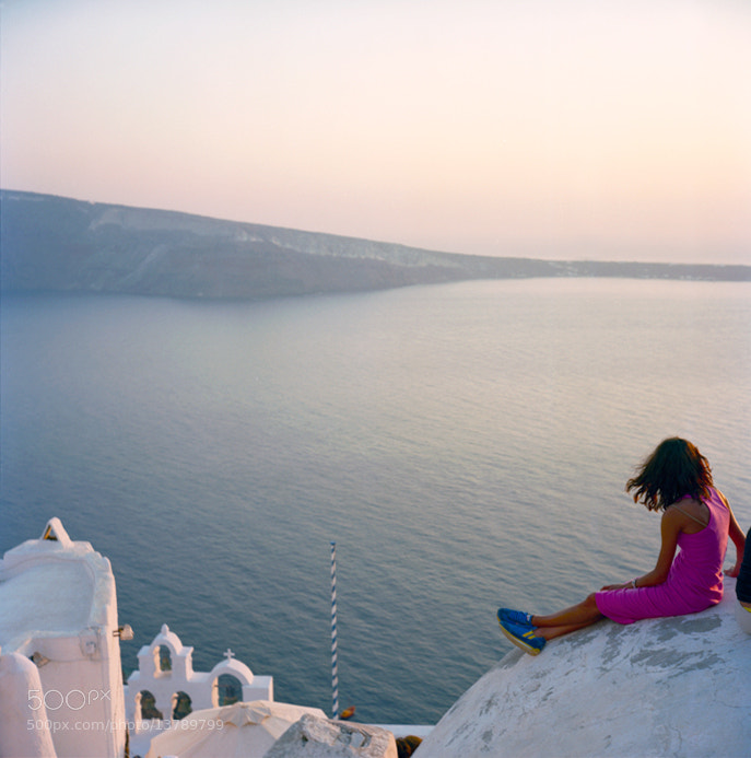 Photograph Santorini, Greece by Katina Houvouras on 500px
