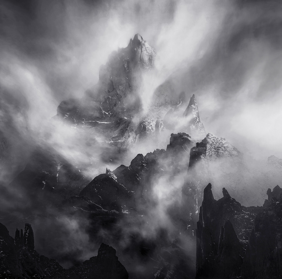 Defiance by Marc  Adamus on 500px.com