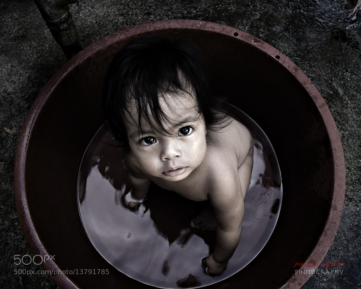 Photograph innocent eyes by Paojus Alquiza on 500px