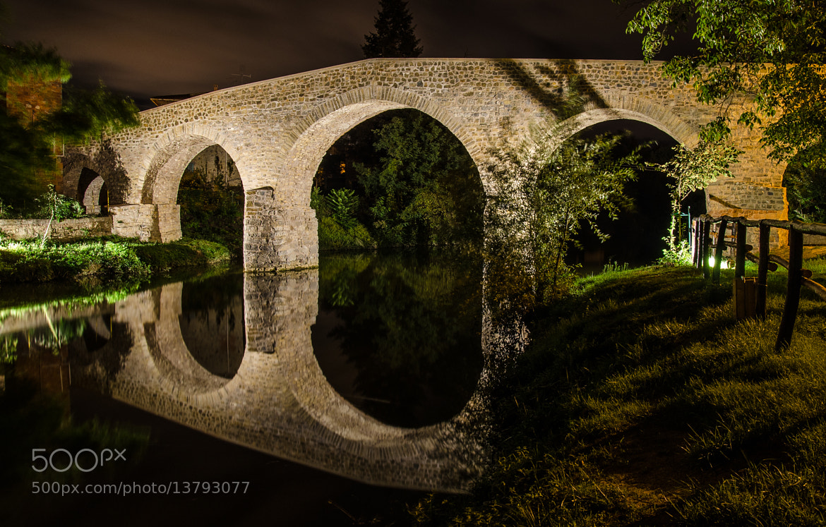 Photograph Roman bridge - Tuscany by Leonardo Acquisti on 500px