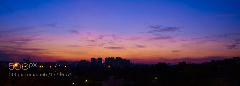Photograph Sunset Sampa by Rodrigo Zan on 500px