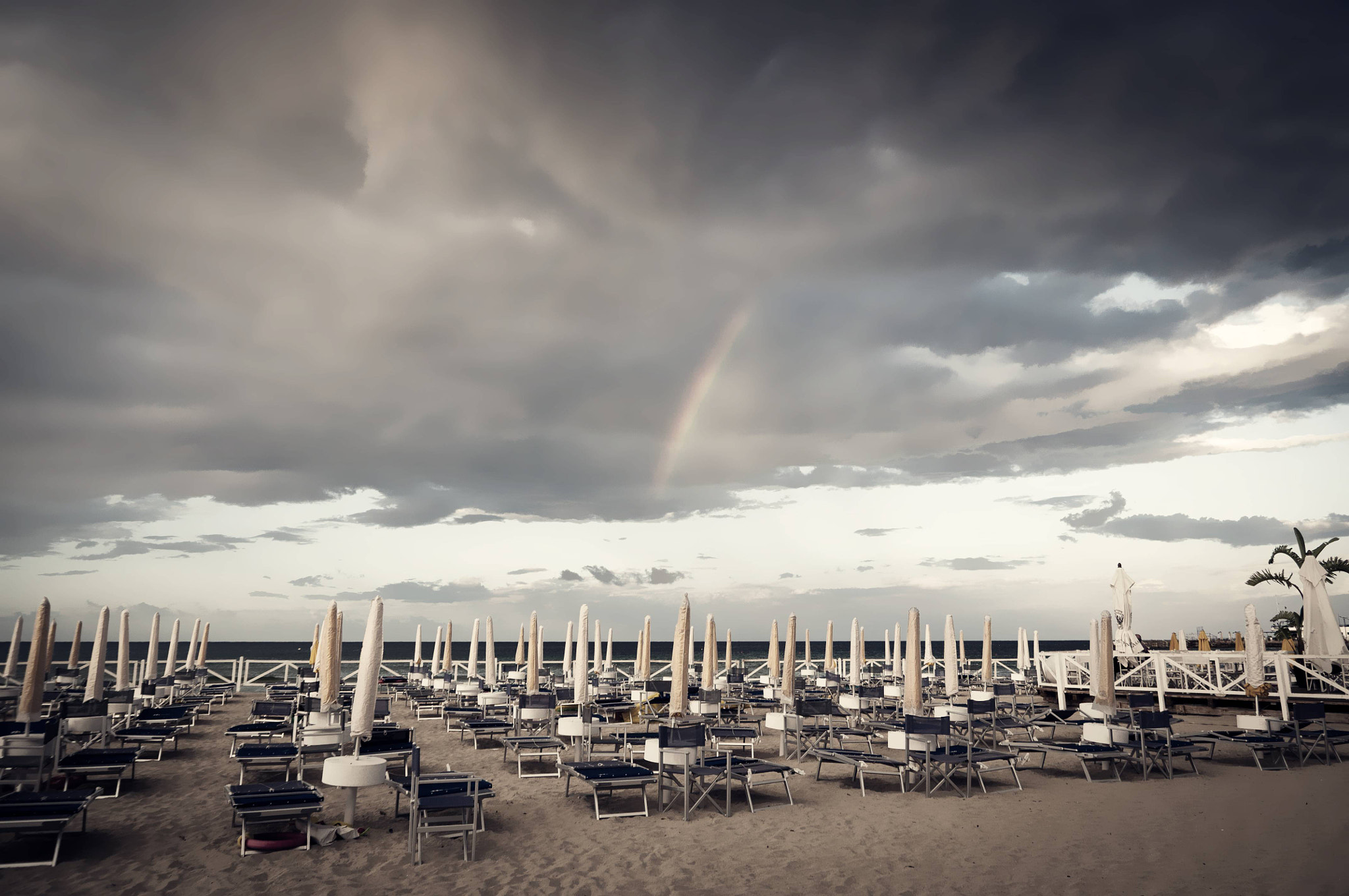 Photograph rainbow and clouds by Francesco Zappalà on 500px