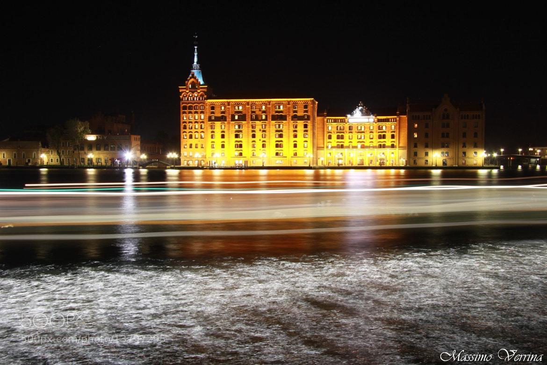 Photograph Venezia di notte by Massimo Verrina on 500px