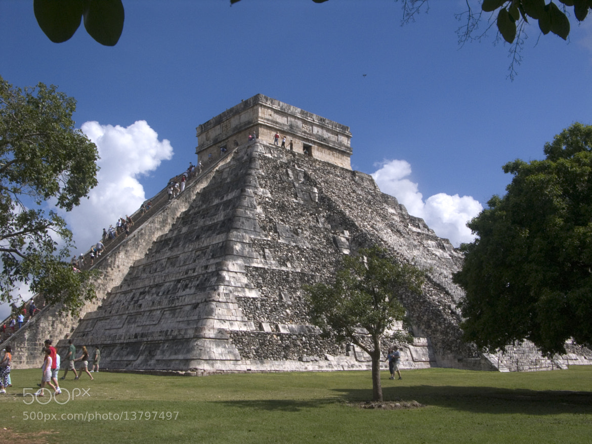 Photograph Mayan Pyramid by Doug Greenwald on 500px