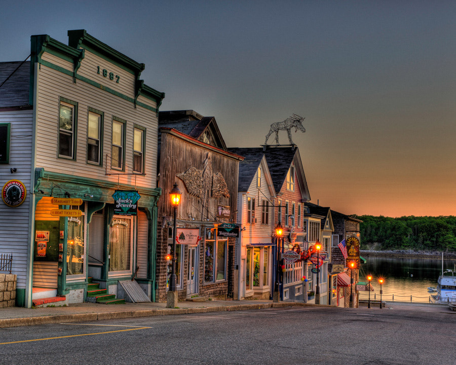 Photograph Bar Harbor, Maine by Kelly & Robert Walters on 500px