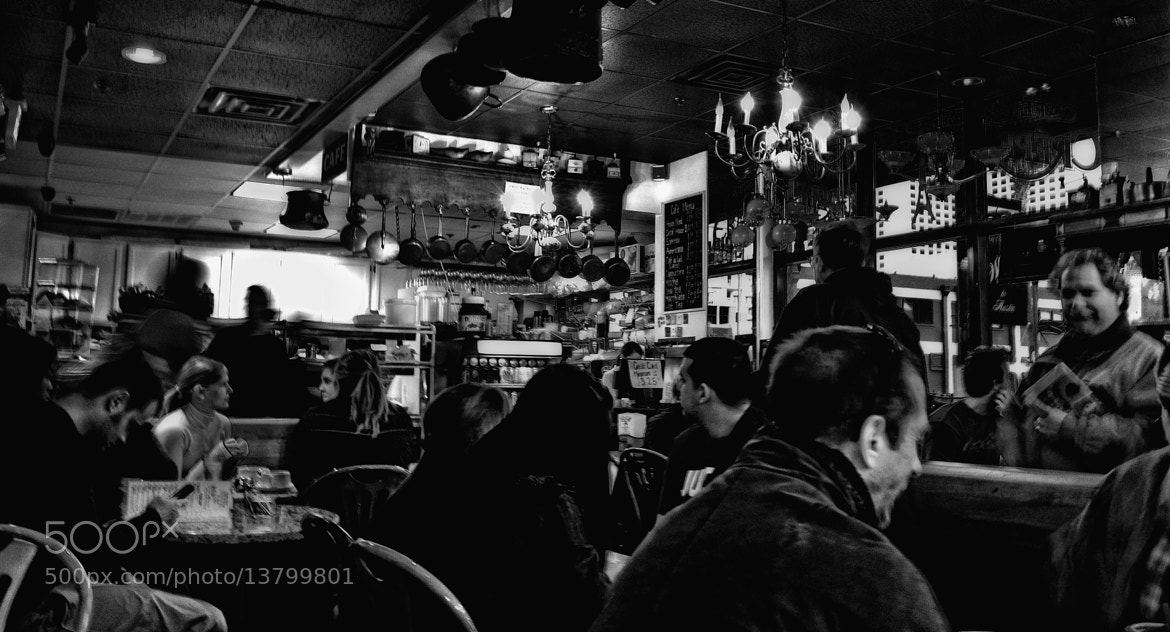 Photograph Cafe Discussions by Mark Stevens on 500px