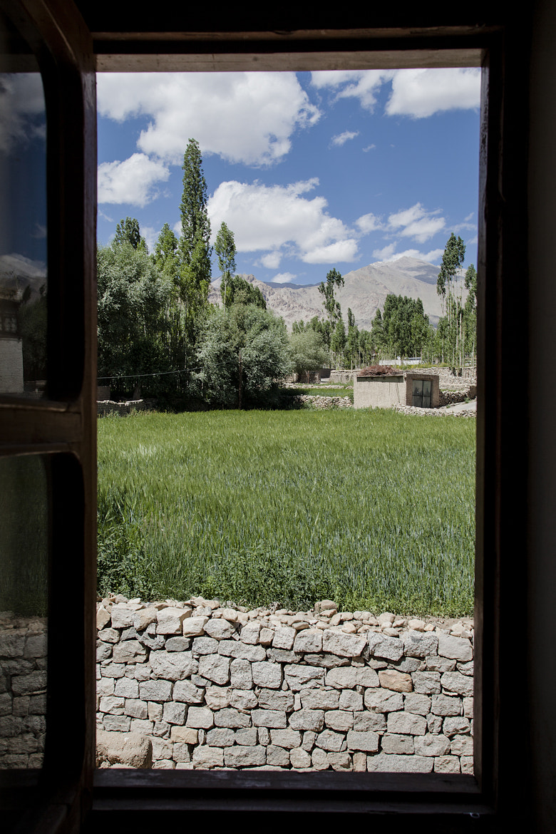 Photograph Window view by Olivier Heimana on 500px