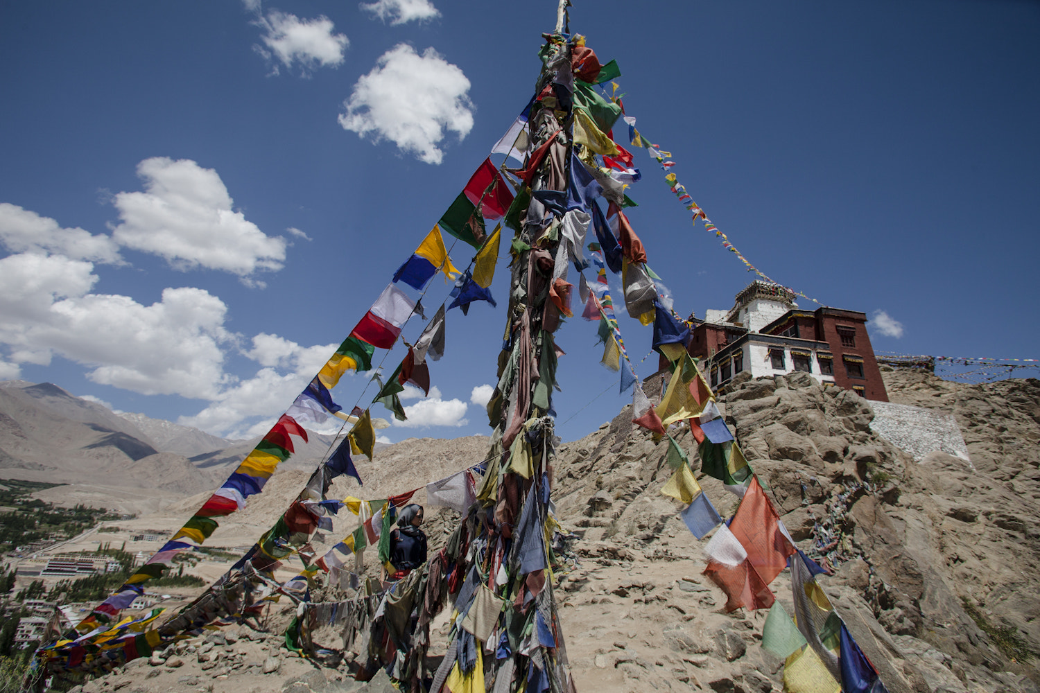 Photograph Lungta - Prayer flags by Olivier Heimana on 500px