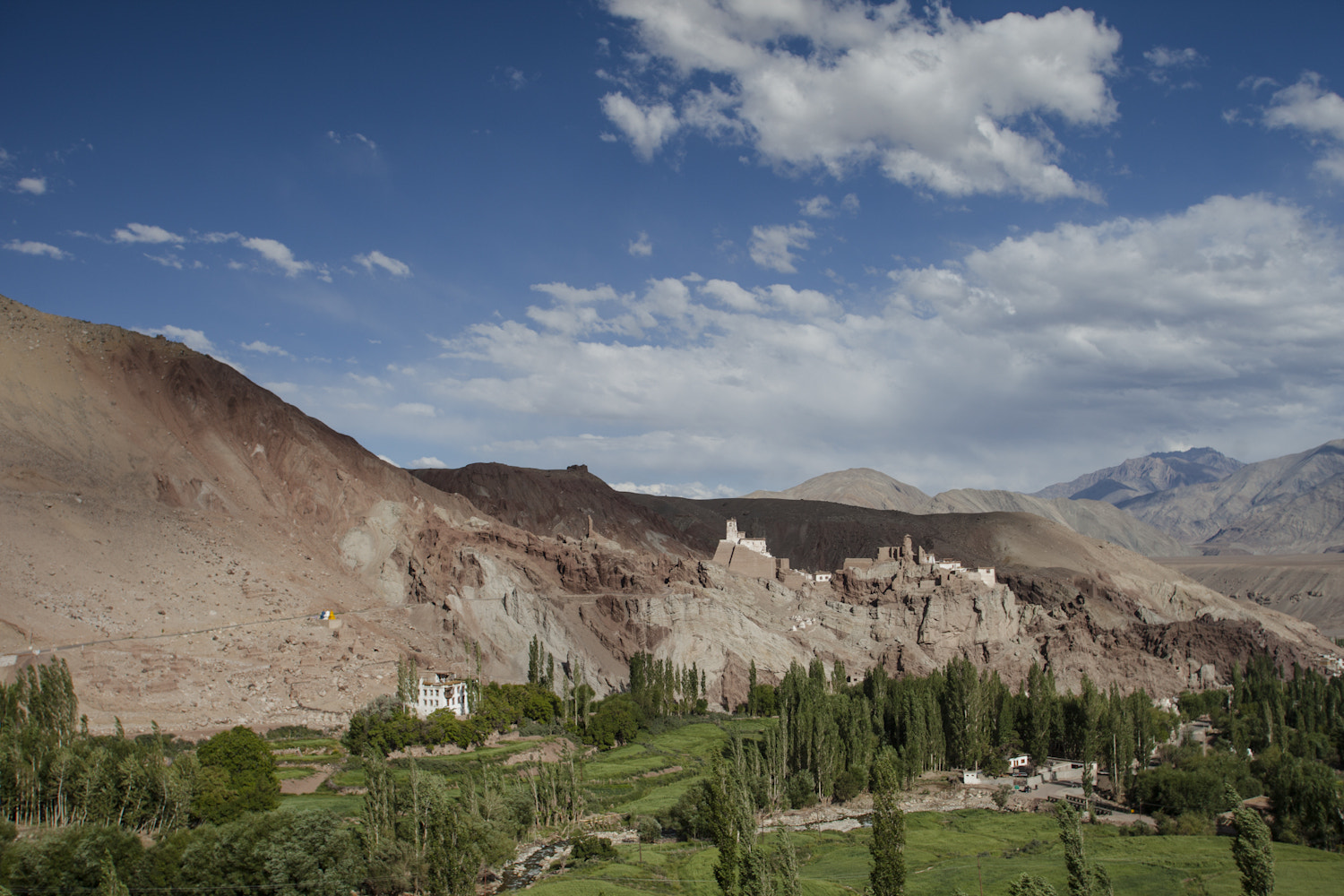 Photograph Baspo Gompa by Olivier Heimana on 500px