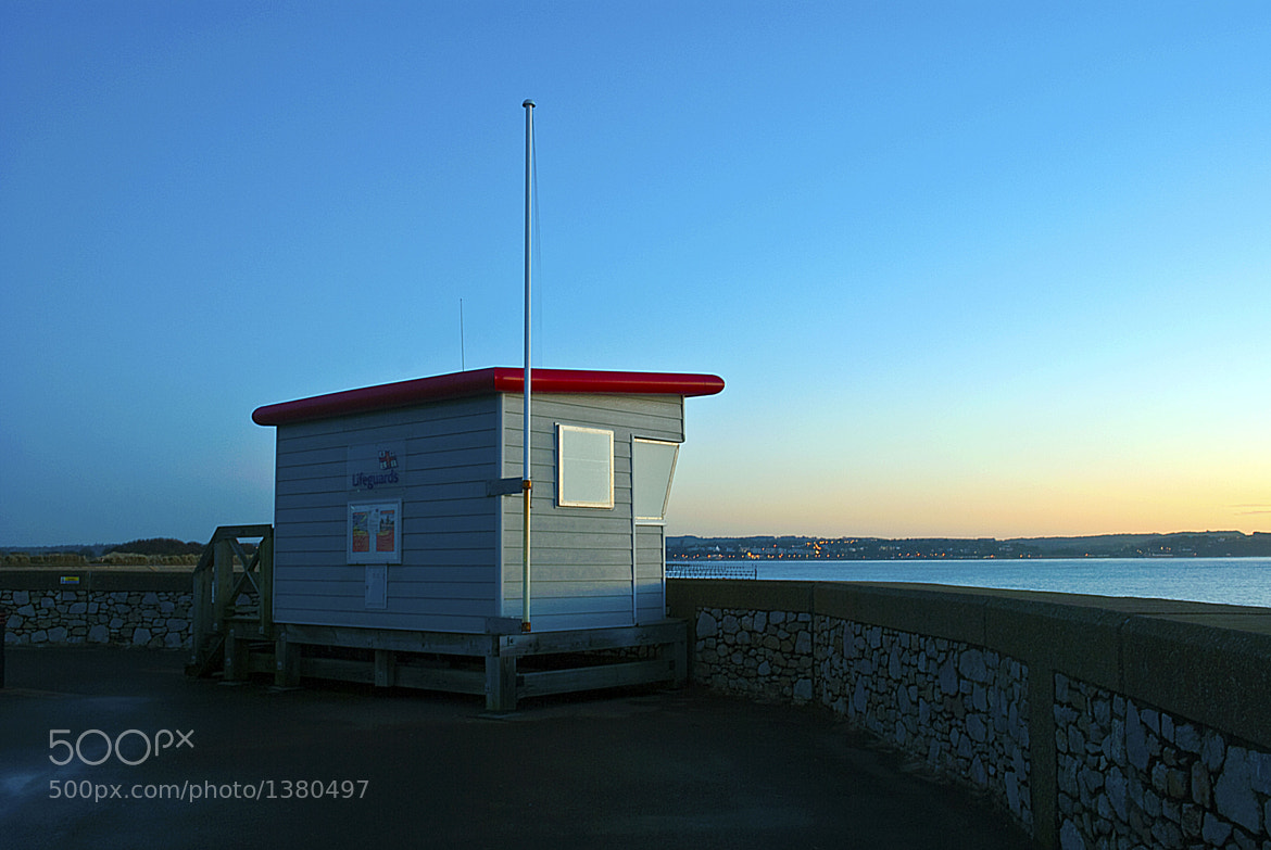 Photograph Lifeguard Station by patrick T killoran on 500px