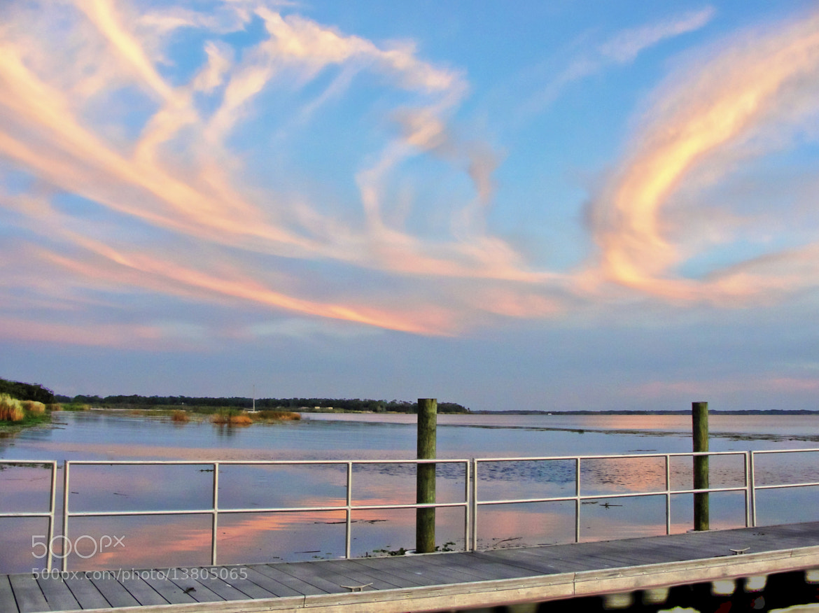 Photograph Clouds gone wild by Christine Morton on 500px