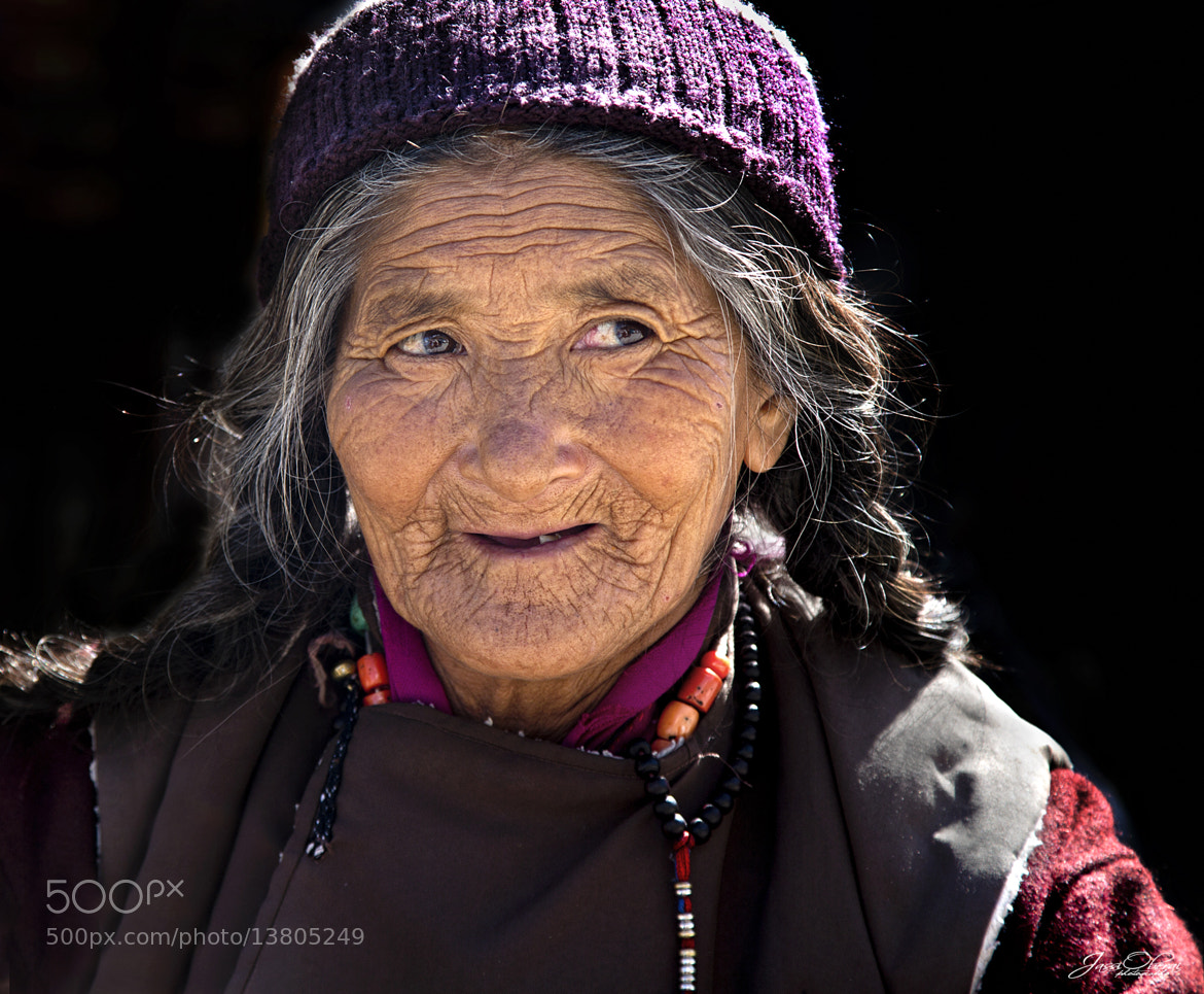Photograph Ladakhi Woman by Jassi Oberai on 500px