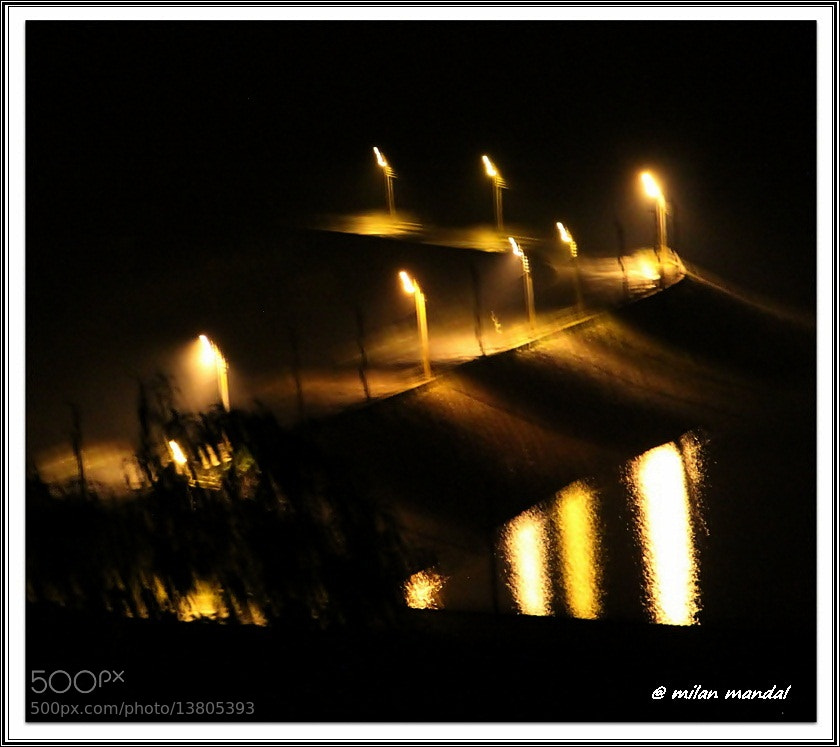 Photograph The Lights in Rains... by Milan Mandal on 500px