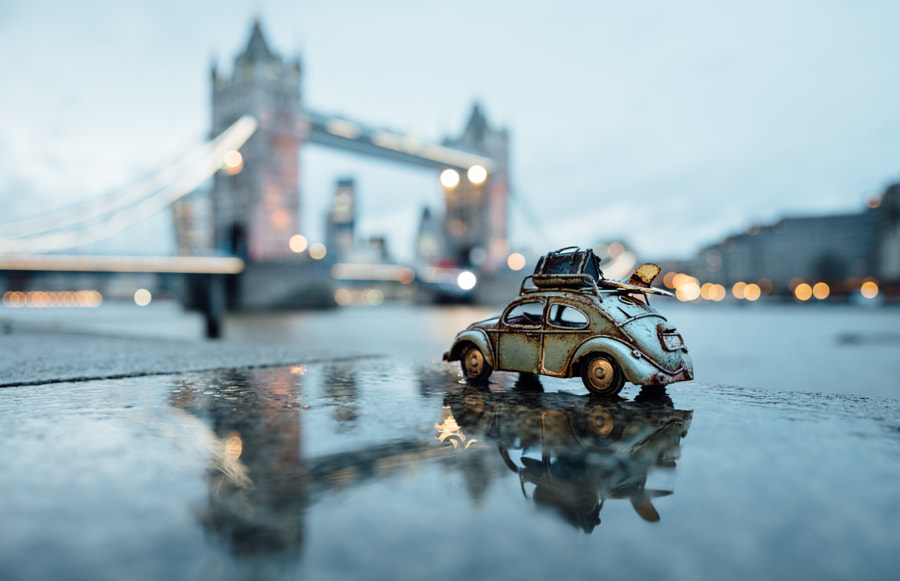 "City Lights part II: ""Hello from the other side"" by Kim Leuenberger on 500px.com"