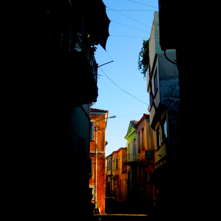 Shadow Street, Canon POWERSHOT A3150 IS