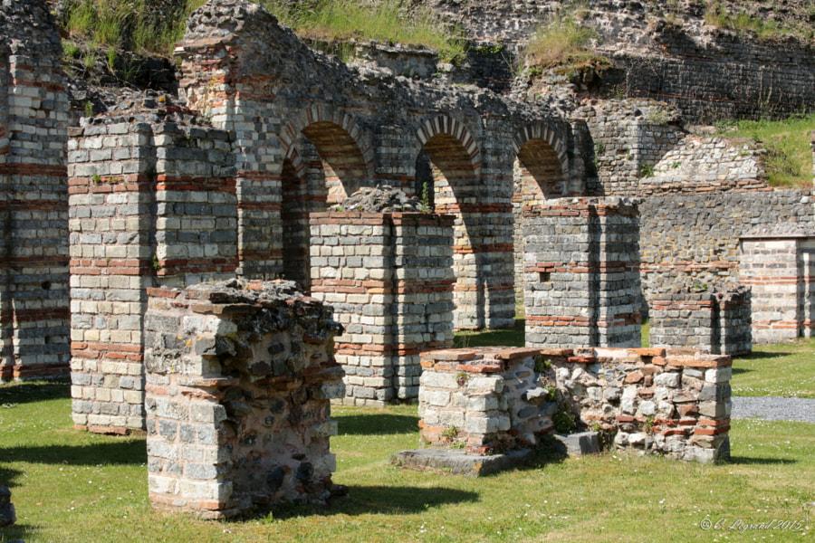 Forum antique de Bavay by Xtof Legrand on 500px.com