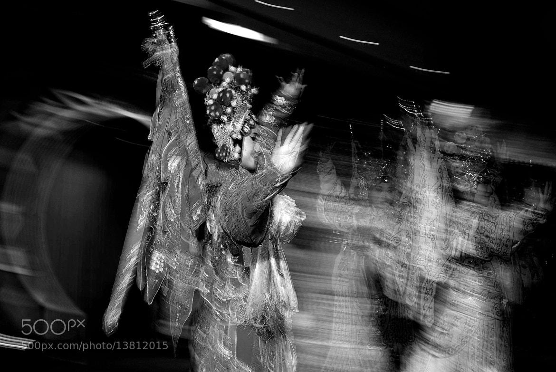 Photograph Beijing opera by nigonigoskymago1 on 500px