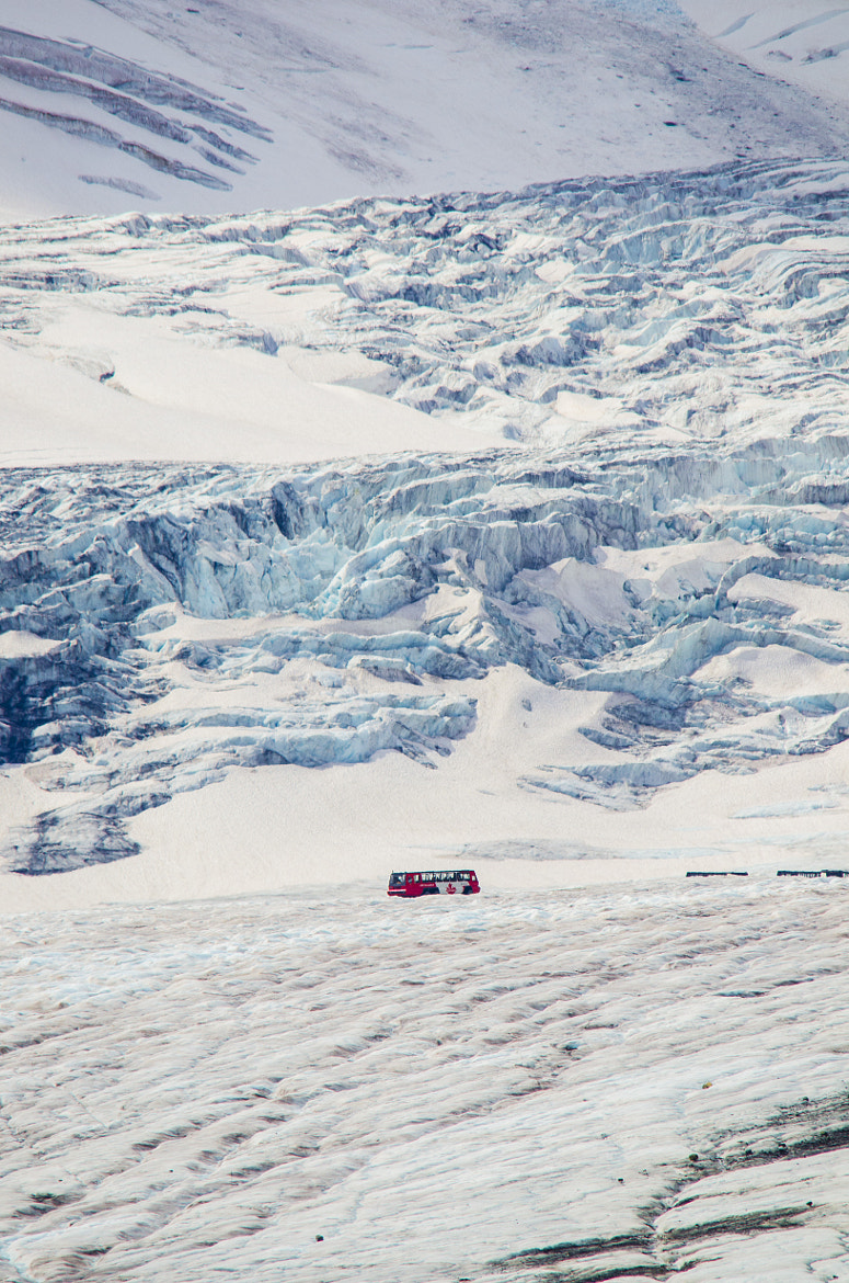 Photograph Columbia Ice fields by Anura Fernando on 500px