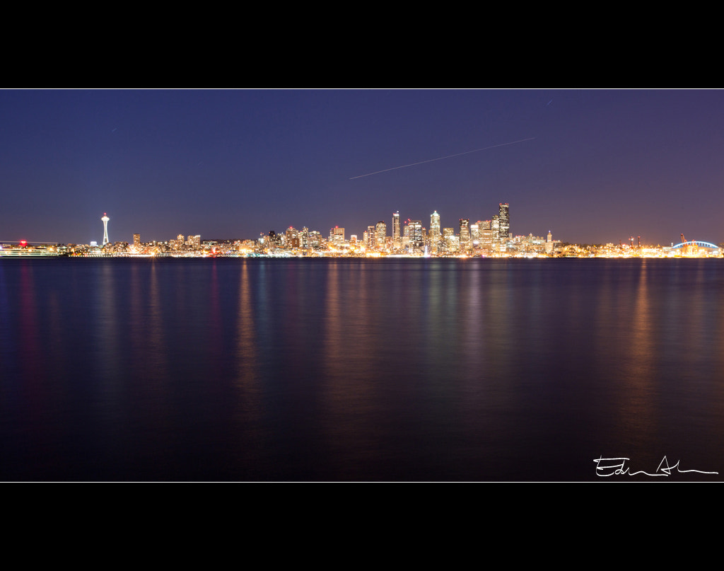 Photograph Reflections on Seattle by Edwin Abedi on 500px