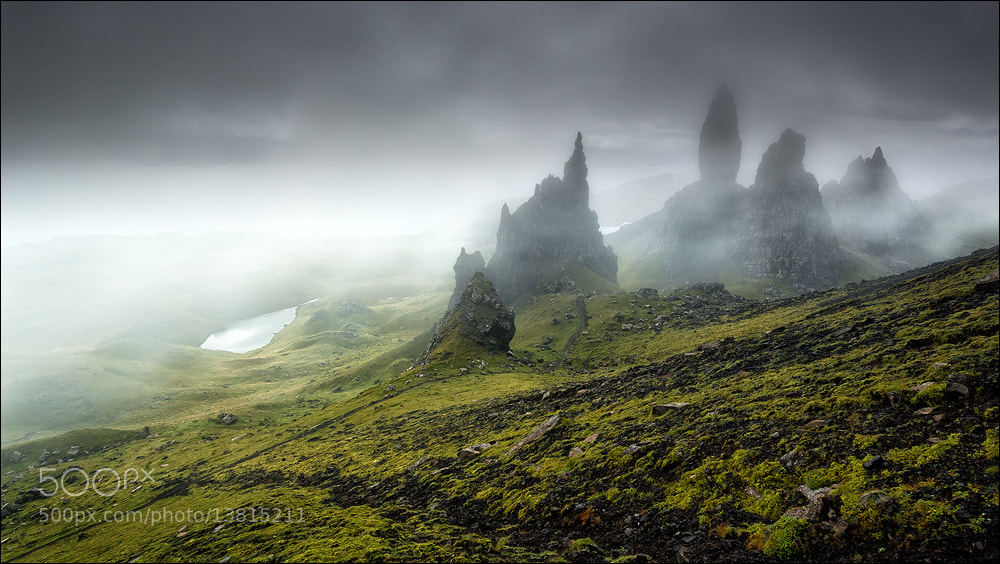 Photograph [ ... in the mist they were standing ] by D-P  Photography on 500px