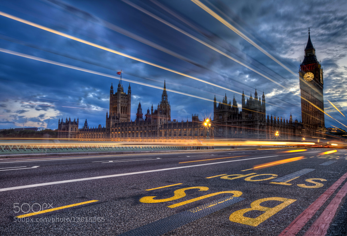 Photograph Parliament Lights by Chris Muir on 500px
