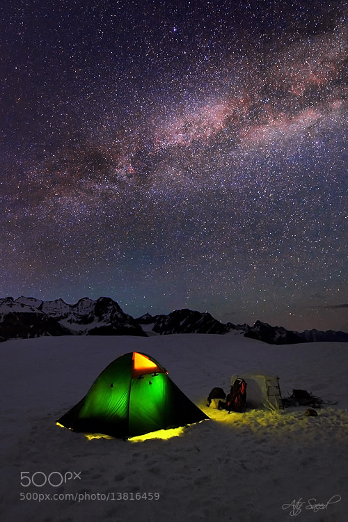 Photograph On Banak Top 4964m by Atif Saeed on 500px