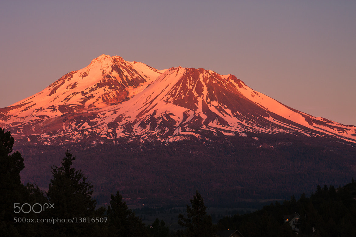 Photograph Volcanic cones during sunset by Shikha S on 500px