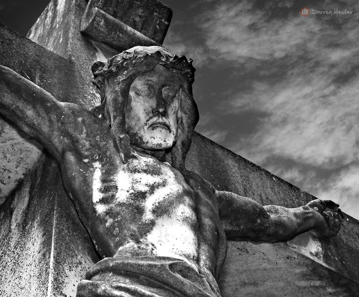 Photograph Crucifixion of Jesus by Darren Hester on 500px