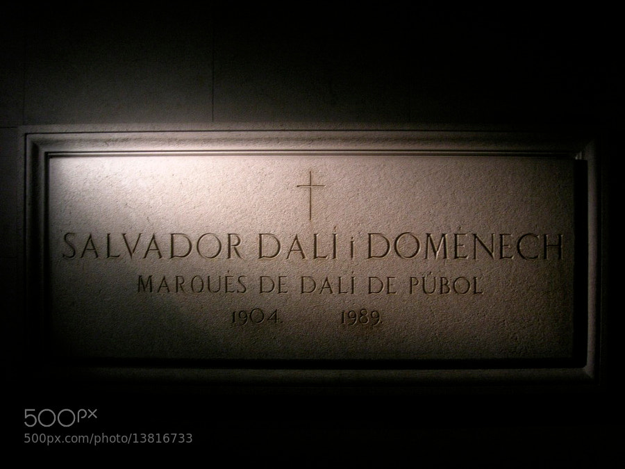 Photograph Salvador Dalì by Paolo Tiozzo on 500px