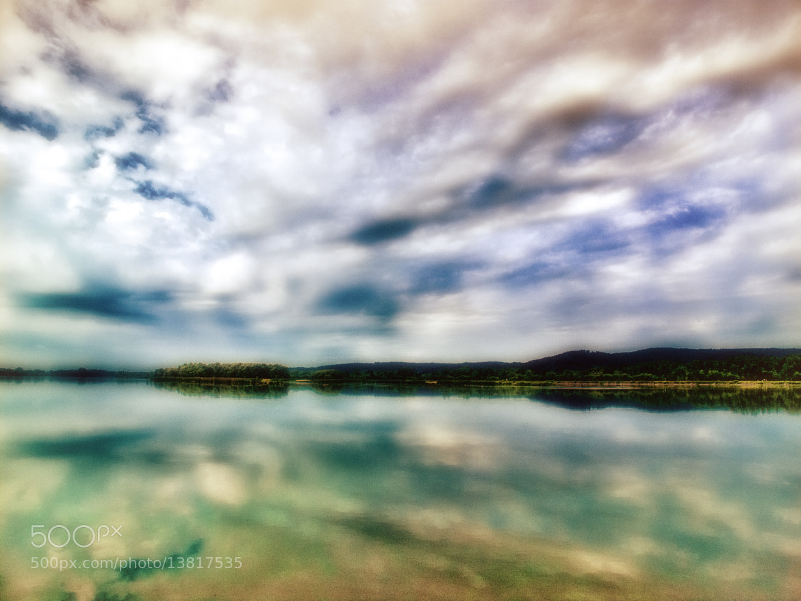 Photograph River of clouds by Georg Tueller on 500px