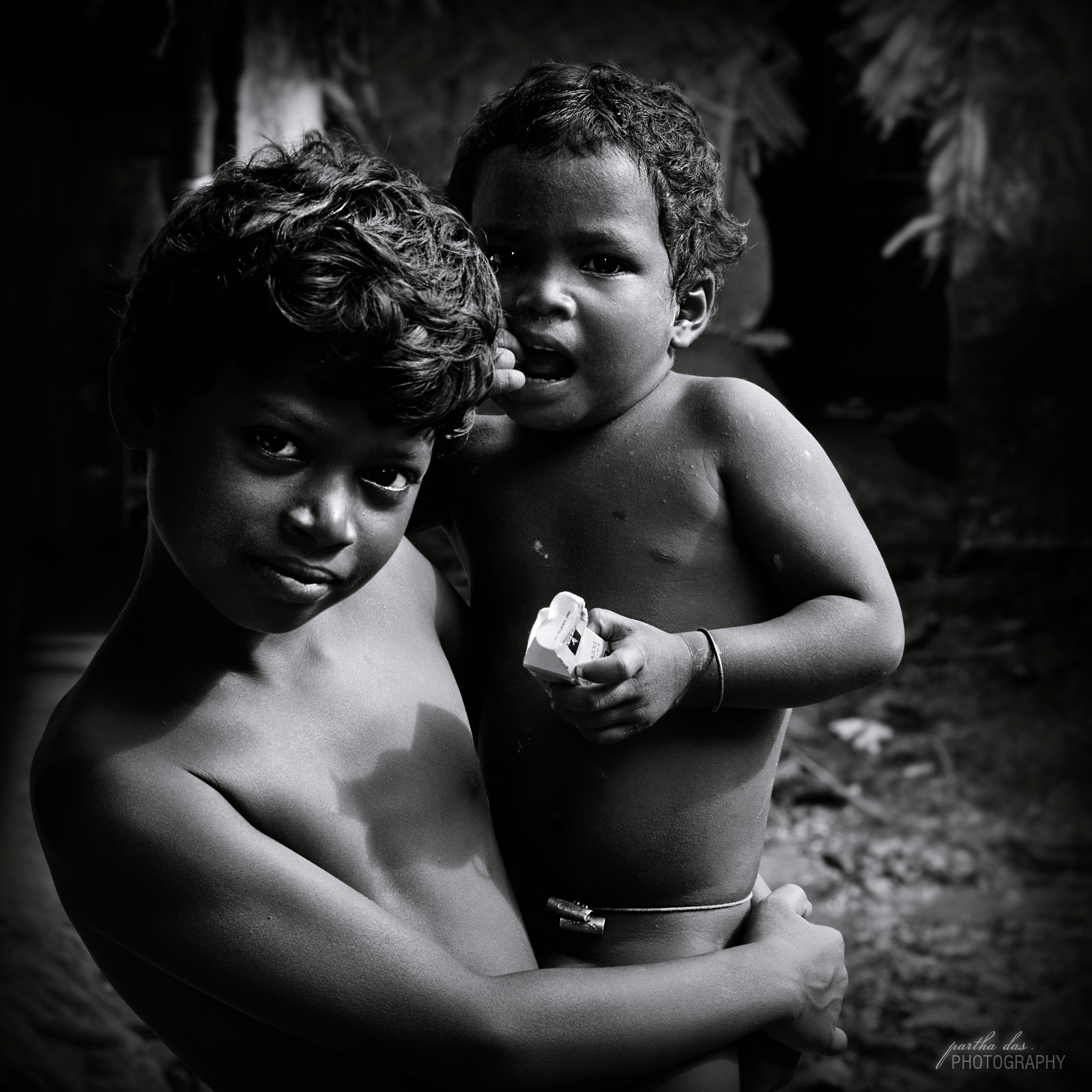 Photograph big sister! by Partha Das on 500px