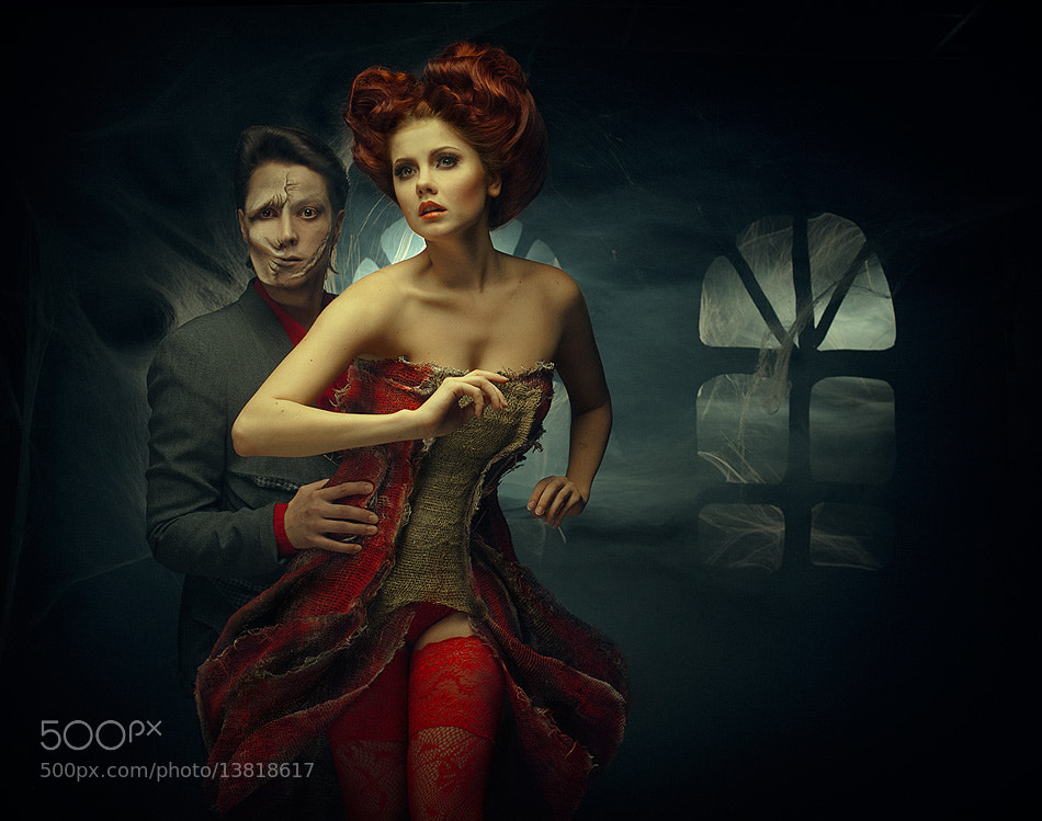 Photograph The Beauty and the Beast by Kezzyn Waits on 500px