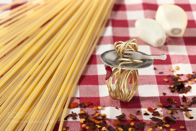 Photograph Spaghetti ring by Studio  Blu 2.0 on 500px