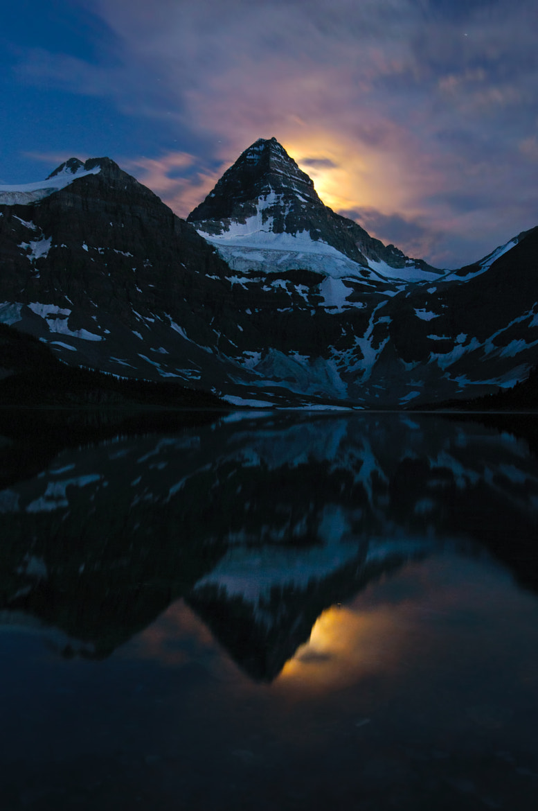 Photograph Canadian Matterhorn by Noppawat Charoensinphon on 500px
